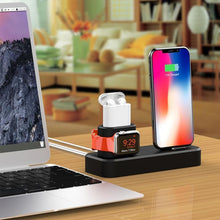 Load image into Gallery viewer, 3 in 1 Silicone Charging Stand-iAccessorize