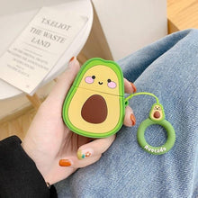 Load image into Gallery viewer, Avocado Premium AirPods Case Shock Proof Cover-iAccessorize