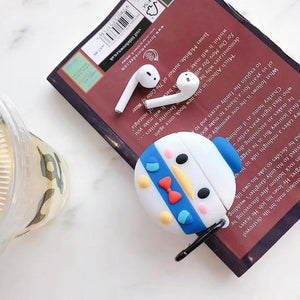 Baby Donald Duck Premium AirPods Case Shock Proof Cover-iAccessorize