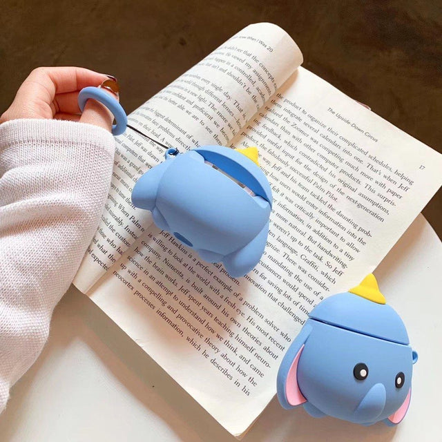 Baby Elephant Premium AirPods Case Shock Proof Cover-iAccessorize