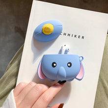 Load image into Gallery viewer, Baby Elephant Premium AirPods Case Shock Proof Cover-iAccessorize