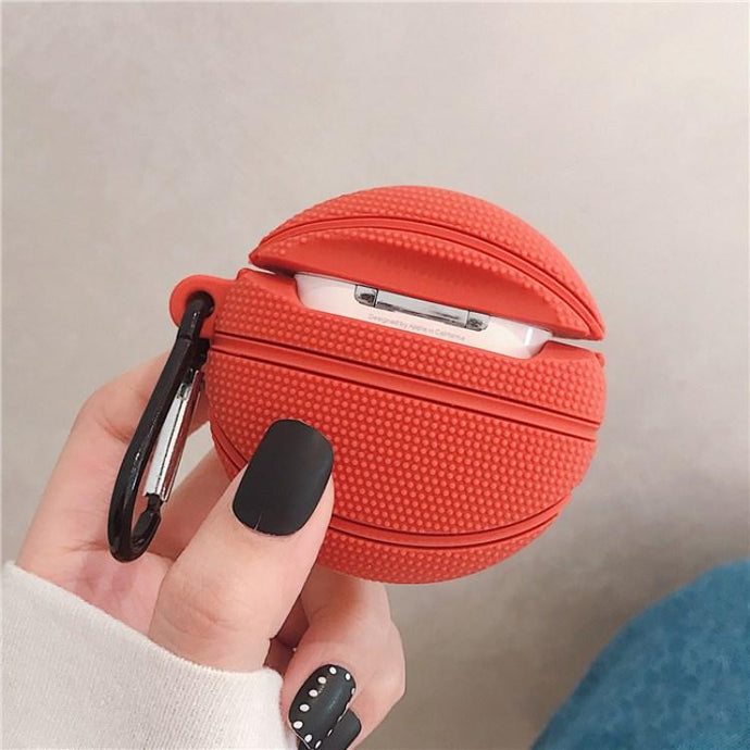 Basketball Premium AirPods Case Shock Proof Cover-iAccessorize