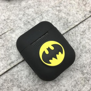 Batman Tim Burton AirPods Case Shock Proof Cover-iAccessorize