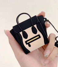 Load image into Gallery viewer, Black Handbag Premium AirPods Case Shock Proof Cover-iAccessorize