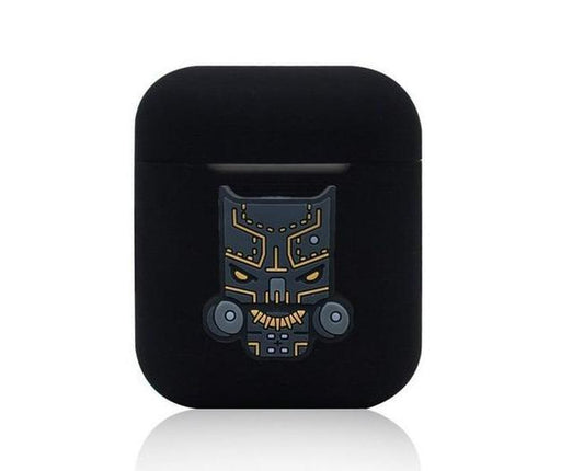 "Black Panther 'Killmonger"" AirPods Case Shock Proof Cover-iAccessorize"