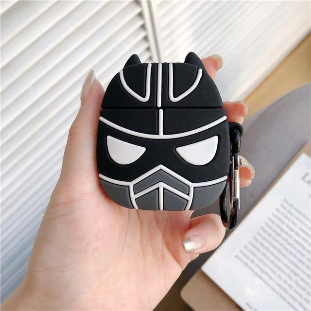 Black Panther Premium AirPods Case Shock Proof Cover-iAccessorize