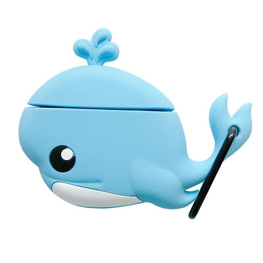 Blue Whale Premium AirPods Case Shock Proof Cover-iAccessorize
