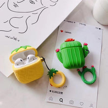 Load image into Gallery viewer, Cactus Premium AirPods Case Shock Proof Cover-iAccessorize