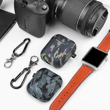 Load image into Gallery viewer, Camouflage AirPods Case Shock Proof Cover-iAccessorize
