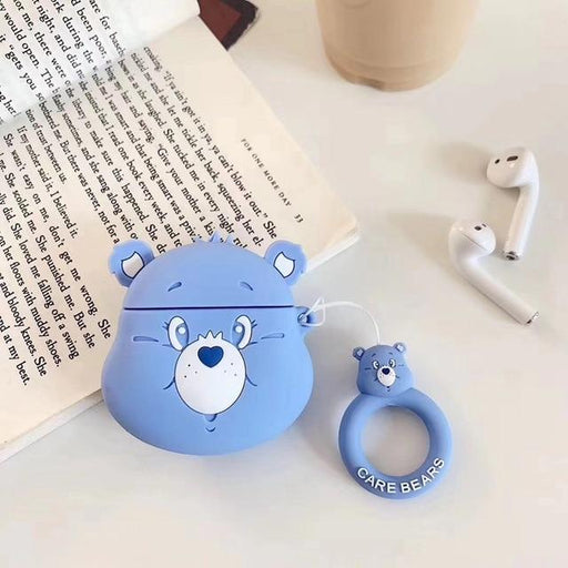 Care Bears 'Bedtime Bear' Premium AirPods Case Shock Proof Cover-iAccessorize
