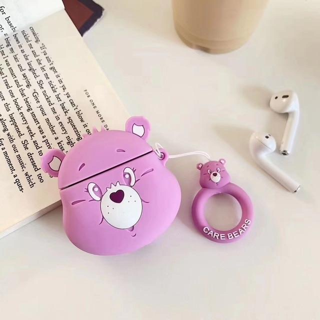 Care Bears 'Harmony Bear' Premium AirPods Case Shock Proof Cover-iAccessorize