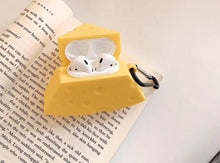 Load image into Gallery viewer, Cheese Premium AirPods Case Shock Proof Cover