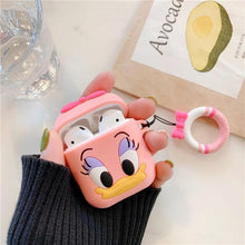 Load image into Gallery viewer, Daisy Duck AirPods Case Shock Proof Cover-iAccessorize