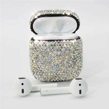 Load image into Gallery viewer, Diamond Rhinestone AirPods Case Shock Proof Cover-iAccessorize