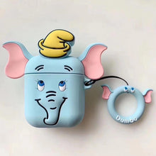 Load image into Gallery viewer, Dumbo Blue Premium AirPods Case Shock Proof Cover-iAccessorize