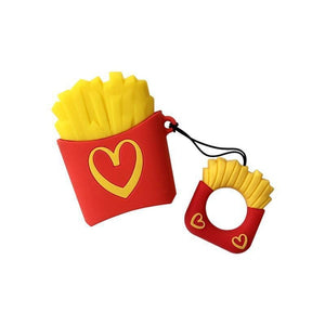 French Fries AirPods Case Shock Cover-iAccessorize