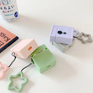 Green Safe AirPods Case Shock Proof Cover-iAccessorize