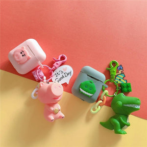Hamm Toy Story AirPods Case Shock Proof Cover-iAccessorize