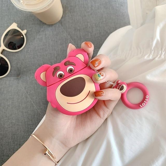 Happy Lotso Premium AirPods Case Shock Proof Cover-iAccessorize