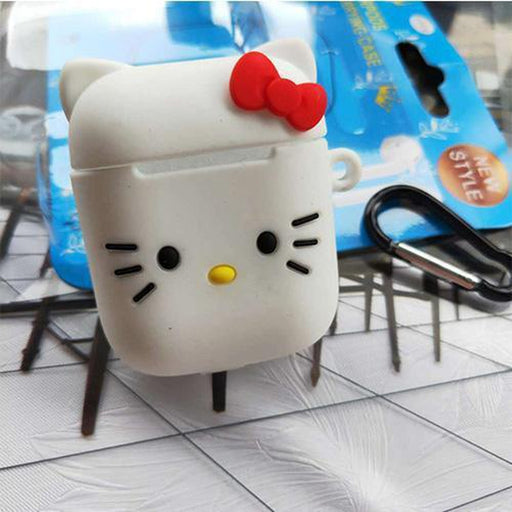 Hello Kitty AirPods Case Shock Proof Cover-iAccessorize