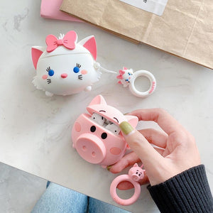 Hello Kitty Premium AirPods Case Shock Proof Cover-iAccessorize