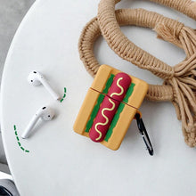 Load image into Gallery viewer, Hot Dog Premium AirPods Case Shock Proof Cover-iAccessorize