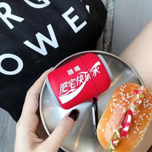 Load image into Gallery viewer, Japanese Coca Cola Premium AirPods Case Shock Proof Cover-iAccessorize