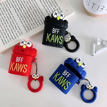 Load image into Gallery viewer, KAWS Owl AirPods Case Shock Proof Cover-iAccessorize