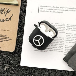 Mercedes Benz AirPods Case Shock Proof Cover-iAccessorize