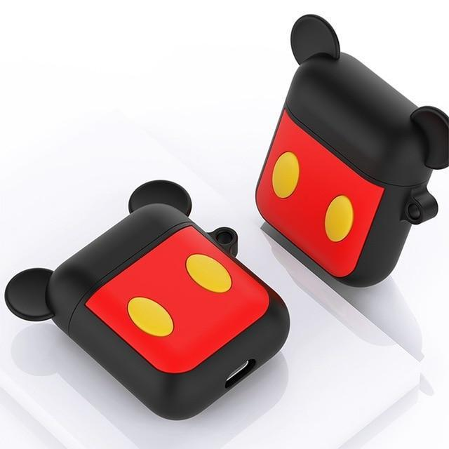 Mickey AirPods Case Shock Proof Cover-iAccessorize