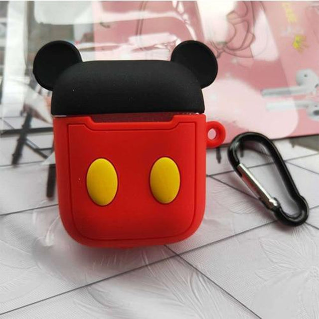 Mickey Pants AirPods Case Shock Proof Cover-iAccessorize