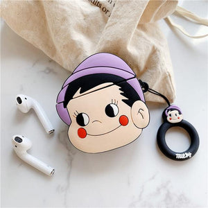 Milky Boy Premium AirPods Case Shock Proof Cover-iAccessorize