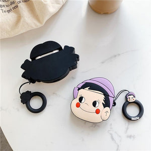 Milky Girl Premium AirPods Case Shock Proof Cover-iAccessorize