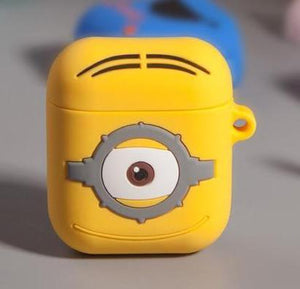 Minions Cyclops AirPods Case Shock Proof Cover-iAccessorize