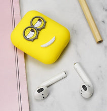 Load image into Gallery viewer, Minions Right Smile AirPods Case Shock Proof Cover-iAccessorize