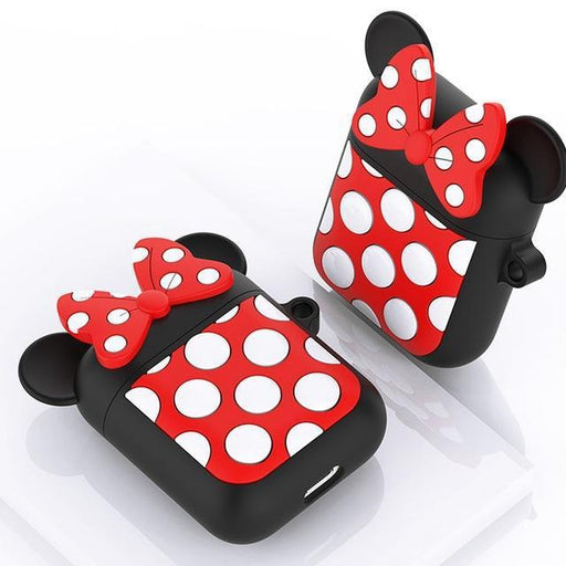 Minnie AirPods Case Shock Proof Cover-iAccessorize