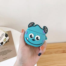 "Load image into Gallery viewer, Monsters Inc. Baby ""Sully"" Premium AirPods Case Shock Proof Cover-iAccessorize"