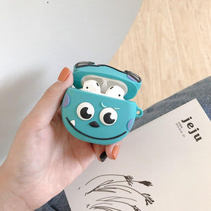 "Monsters Inc. Baby ""Sully"" Premium AirPods Case Shock Proof Cover-iAccessorize"