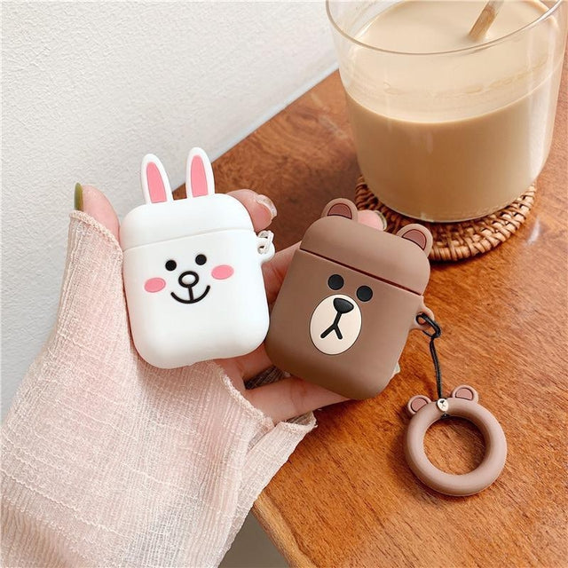 Mouse AirPods Case Shock Proof Cover-iAccessorize
