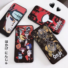 Load image into Gallery viewer, Naruto Senju iPhone Case-iAccessorize