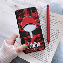 Load image into Gallery viewer, Naruto Uchiha iPhone Case-iAccessorize