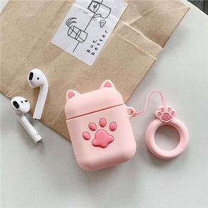 Piggy Foot AirPods Case Shock Proof Cover-iAccessorize