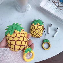 Load image into Gallery viewer, Pineapple AirPods Case Shock Proof Cover-iAccessorize