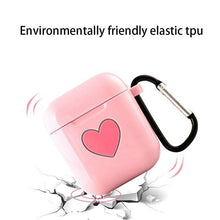 Load image into Gallery viewer, Pink Heart AirPods Case Shock Proof Cover-iAccessorize