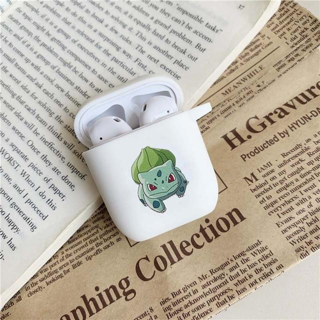 Pokemon Bulbasaur AirPods Case Shock Proof Cover-iAccessorize