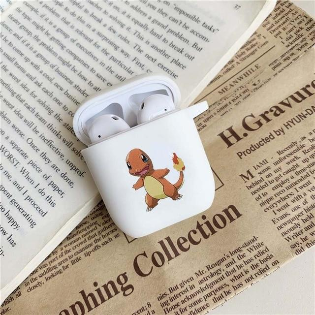 Pokemon Charmander AirPods Case Shock Proof Cover-iAccessorize