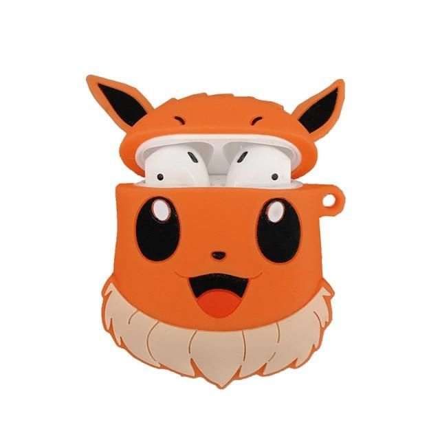 Pokemon 'Eevee' Premium AirPods Case Shock Proof Cover-iAccessorize
