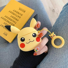 Load image into Gallery viewer, Pokemon Pikachu Premium AirPods Case Shock Proof Cover-iAccessorize