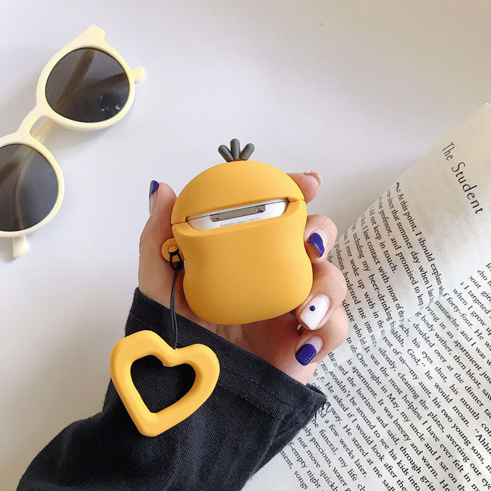 Pokemon Psyduck Premium AirPods Case Shock Proof Cover-iAccessorize
