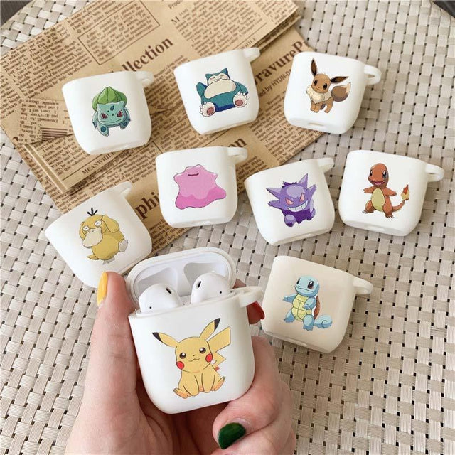 Pokemon Squirtel AirPods Case Shock Proof Cover-iAccessorize